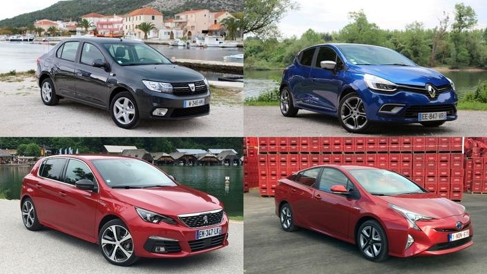 De 4912 € par an pour une Dacia Logan à 9 906 € pour une Prius, le budget de l'automobiliste fait le grand écart.