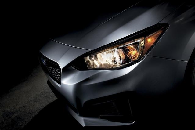 Subaru : la nouvelle Impreza en teaser