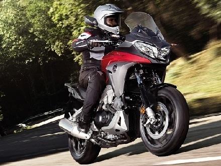 Nouveauté - Honda: la Crossrunner évolue en 2015