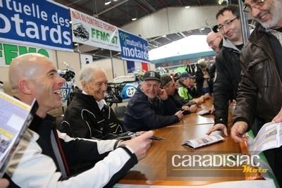 Interview de Régis Laconi: ses nouvelles fonctions, les grands prix...