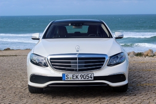 Nouvelle Mercedes Classe E : en avant-première, les photos de l'essai