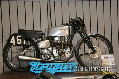 Salon de la Moto de Limoges 2016: l'exposition post-1960.