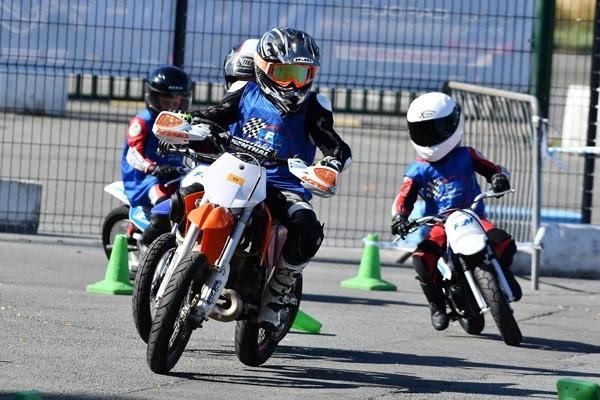 École Motocycliste itinérante de la FFM: 2018 débutait à Albi