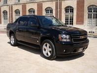 Essai du blog - Chevrolet Avalanche