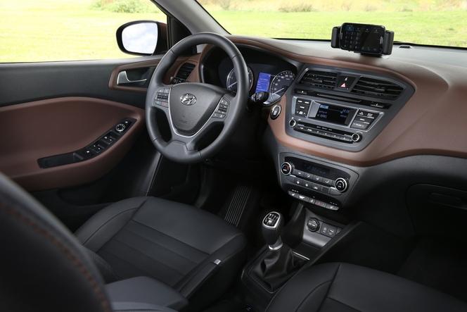 Mondial de Paris 2014 - La nouvelle Hyundai i20 dévoile son habitacle