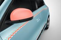 Renault lance la série spéciale Twingo Hipanema