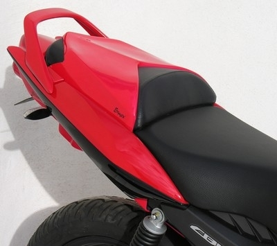 Ermax équipe la Honda CBF 125.