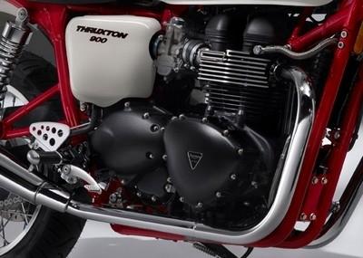 Triumph Thruxton série limitée: y'en aura peut-être pas pour tout le monde...