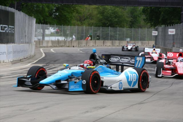 (Minuit chicanes) Simon Pagenaud en champion!
