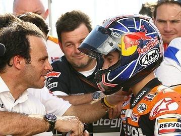 Moto GP: Pedrosa soigne ses stats