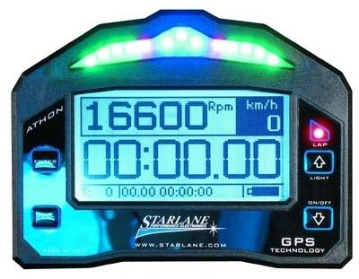 """Un max de données grâce au """"produit sport de l'année 2009"""": Athon Gps Pro"""