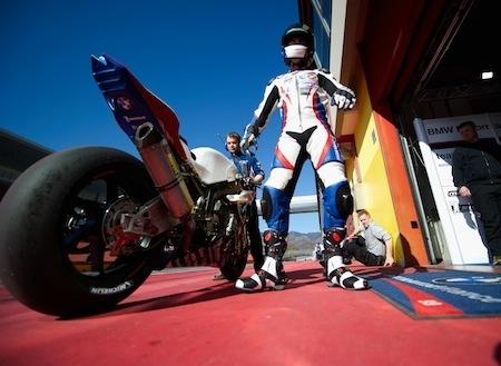 Suberbike 2013: Gimbert s'attaque au championnat d'Italie avec le team Thevent et Michelin