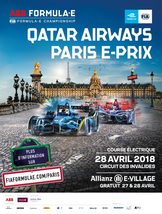 ePrix de Paris: J-30!