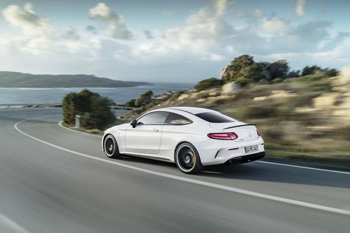 Salon de New York 2018 - Mercedes Classe C: voici la 63 AMG restylée