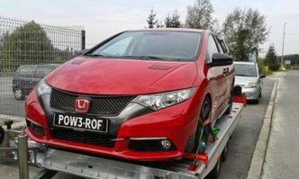 Et si la Honda Civic Type R gardait l'aileron du concept ?