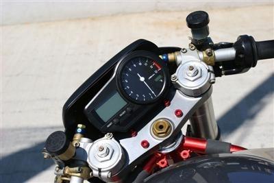 Retour sur la Ducati d'Angel Lussiana