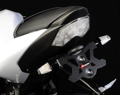 Top Block équipe aussi la Kawasaki ZX 10R...
