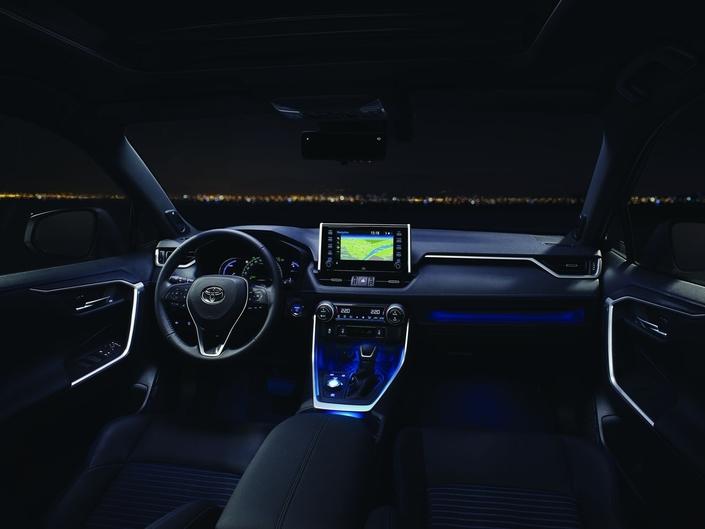 Salon de New York 2018 - Toyota dévoile un tout nouveau RAV4