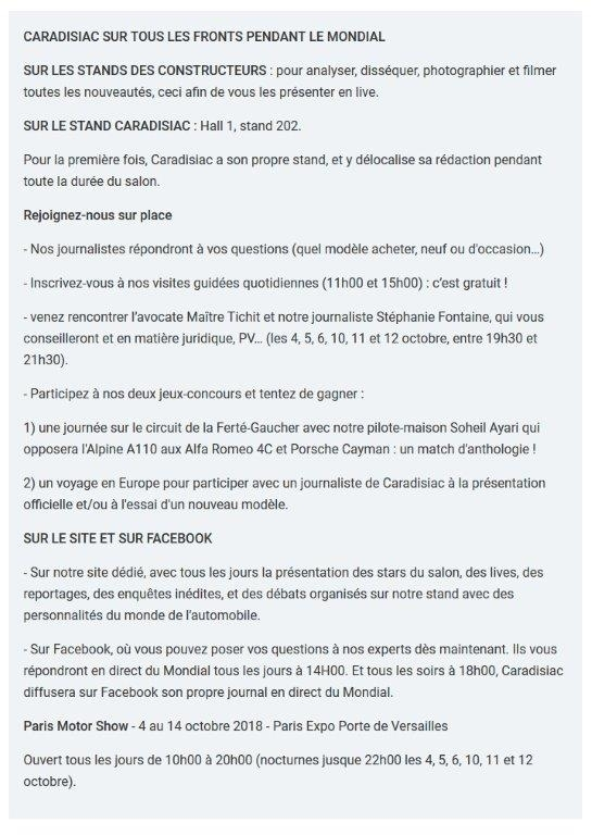 Mondial de Paris 2018- Toyota RAV4: anguleux