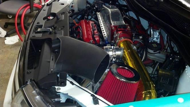 Pikes Peak 2013 - Simon Pagenaud sur une Honda Odyssey de 530 ch!