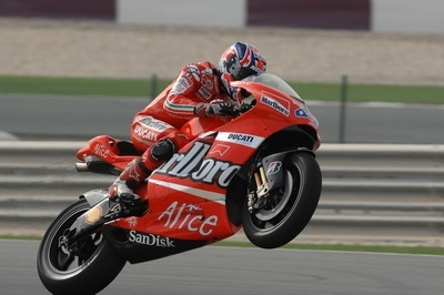 Moto GP: Ducati tempère le pronostic de Rossi
