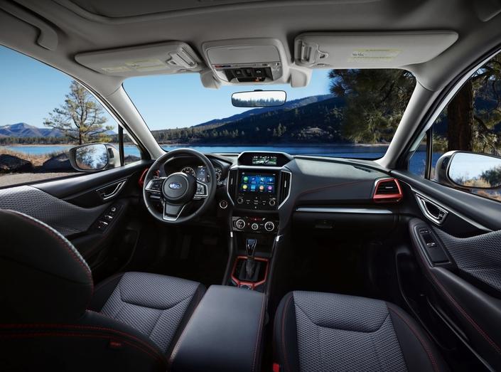 Salon de New York 2018 : voici le nouveau Subaru Forester