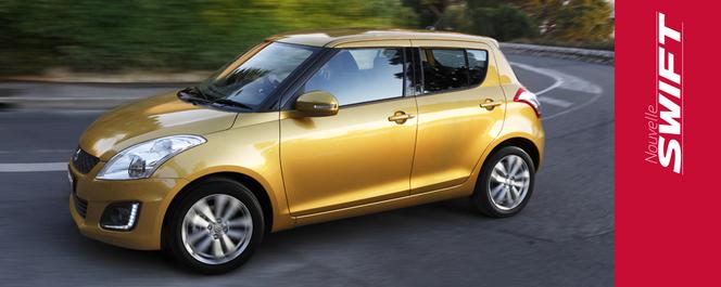 4 millions de Suzuki Swift III déjà vendues