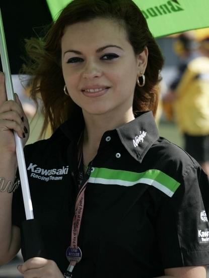 Les demoiselles du Paddock : Gp Qatar