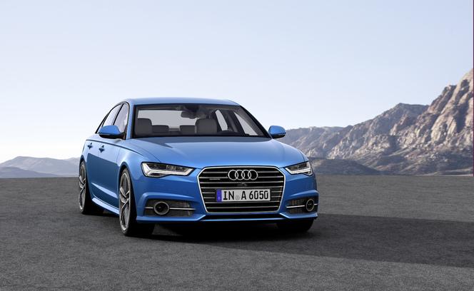 Mondial 2014 : Audi restyle la famille A6