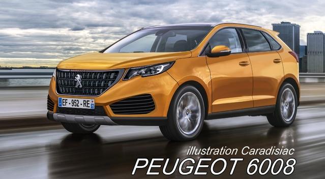 Peugeot prépare un grand SUV pour 2017