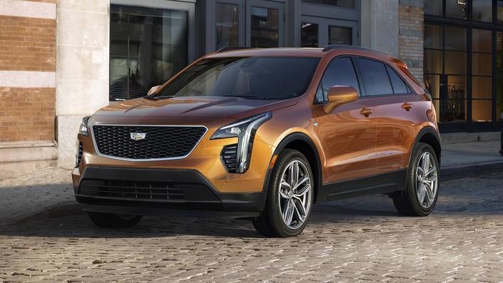 Salon de New York 2018 : Cadillac lance le XT4 et rêve toujours d'Europe