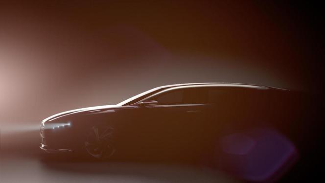 Citroën tease un nouveau concept DS