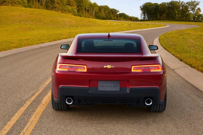 Chevrolet Camaro restylée : à partir de 43 000 euros en France