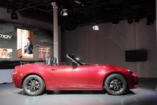 Nouvelle Mazda MX-5 : Caradisiac était à la présentation en première mondiale à Barcelone