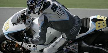 Moto GP: Ilmor jette l'éponge !