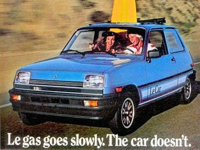 Renault veut ressusciter la LeCar pour concurrencer Mini !