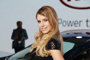 Elections Genève 2016 : Miss Kia et Bugatti Chiron sont les élues !