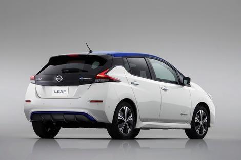 Voiture écologique : Nissan Leaf