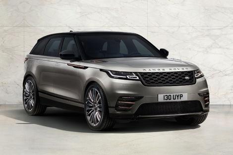 Design : Range Rover Velar
