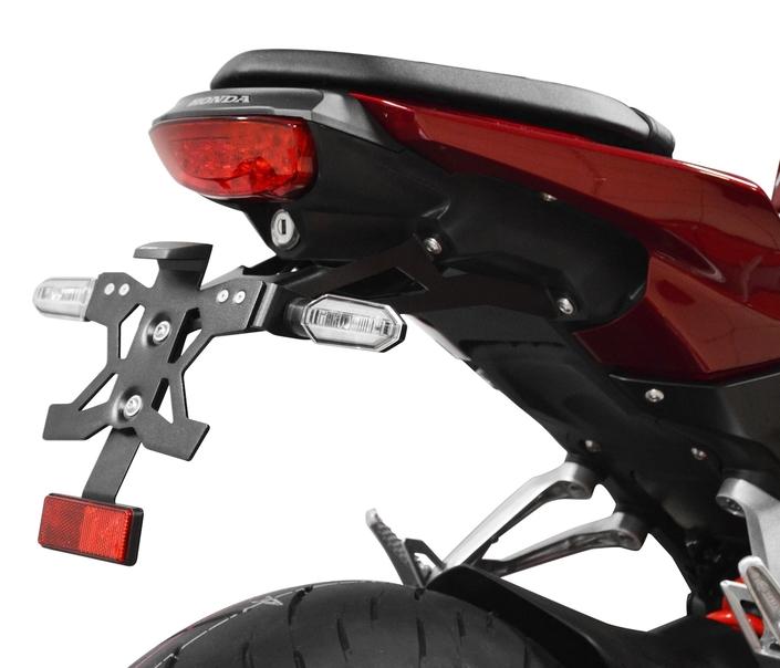 Nouveauté 2018 Top Block: support de plaque pour Honda CB 125R