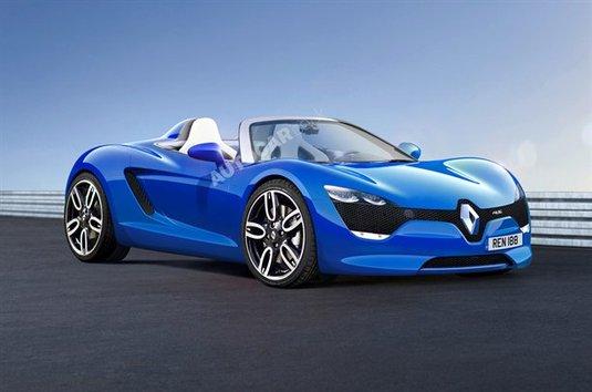 Renault Sport va faire un roadster et devenir une marque à part entière