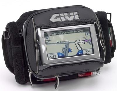 Givi S 850: sacoche universelle pour GPS.