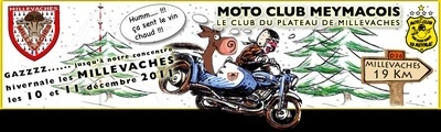 Millevaches 2011: 3000 motards vont investir le fameux plateau ce week-end...