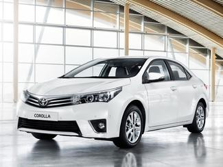 Voici la nouvelle Toyota Corolla