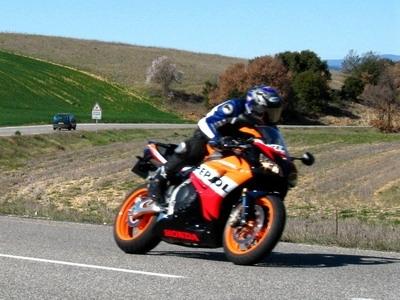 Essai Honda CBR 1000RR 2007 Repsol : la touche GP