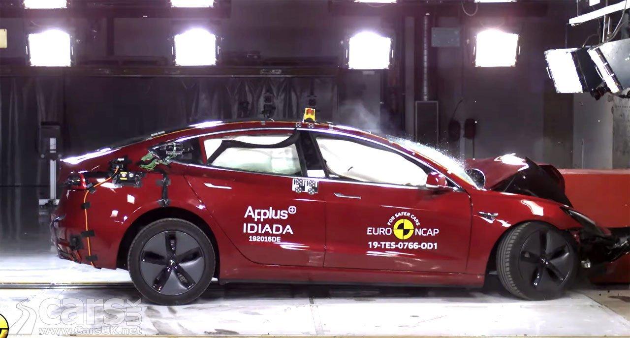 Crash test Euro NCAP : 4 étoiles pour la DS3 Crossback, un record