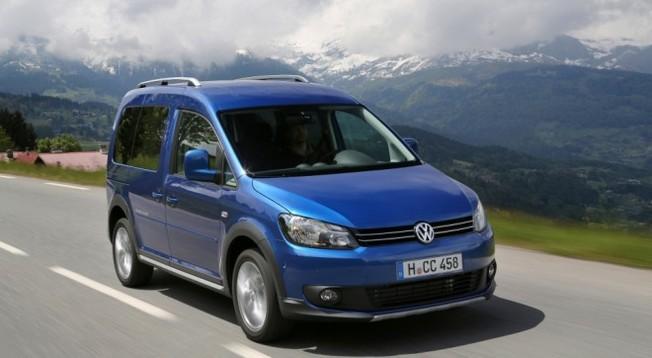 volkswagen d voile les tarifs du cross caddy partir de 23 750. Black Bedroom Furniture Sets. Home Design Ideas