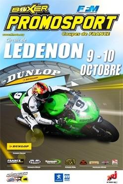 Finale du Championnat de France Promosport et Vitesse Motos Anciennes ce week-end à Lédenon.