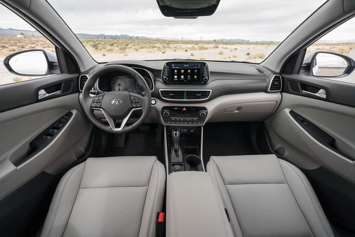 Salon de New York 2018 - Hyundai: restylage pour le Tucson