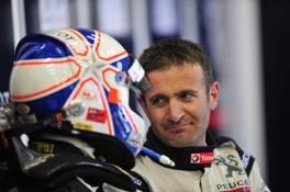 Minassian et Sarrazin avec le Sébastien Loeb Racing!